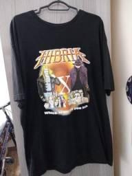 Camiseta Hibria Against The Faceless