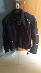 Jaqueta para moto