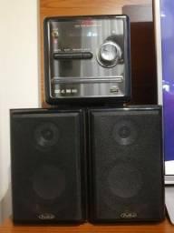 Mini System Premium PM FX90 c/ DVD e Dock Station