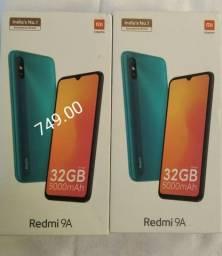 Xiaomi novos lacrados