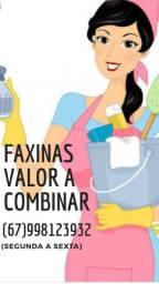 Faxinas Residenciais
