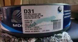 Disco de freio D31 novos