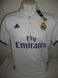 Camisa Real Madrid Home 2016-17 CR7 Ronaldo