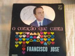 Discos de vinil do Francisco José