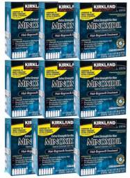 Minoxidil Kirkland Original Direto Dos ?