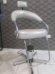 Cadeira Cabeleireiro ou Barbeiro