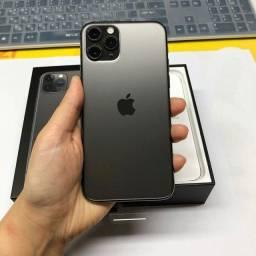 Promoção IPhone 11 Pro com Caixa Pronta entrega Loja fisica Garantia