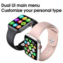 """Relógio W26  Bluetooth Smart Call original de 44 mm à prova d'água IP68 1,75 """"com"""