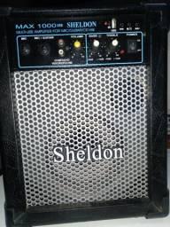 Caixa Multiuso Sheldon Max 1000 usb