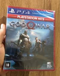 Jogo God of war Ps4 Deus da guerra 4 novo e lacrado original