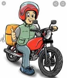 Tenho moto própria