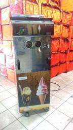 Máquina de sorvete expresso 200 casquinha por hora