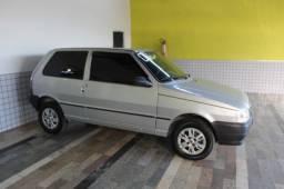 Fiat Uno Mille 1.0 Flex 2007 + Ar condicionado