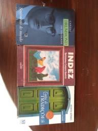 Livros 2 reais cada