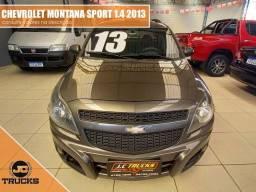 Chevrolet Montana 1.4 CS Sport 2013