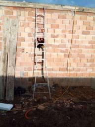 Escada aluminio