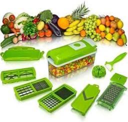 PROMOÇÃO cortador de verduras, legumes e frutas GARANTIA, NF e FRETE GRÁTIS !!