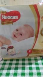 Fraldas Huggies 2pac.P
