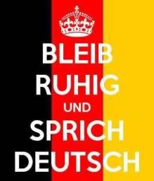 Aulas particulares de Alemão