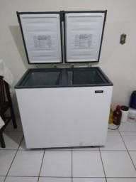 Freezer esmaltec 305 litros