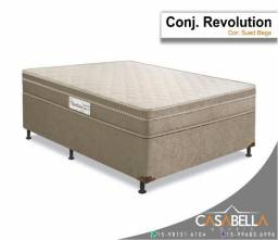 Conjunto Box Casal Revolution