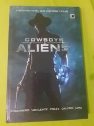 Livro Cowboys e Aliens