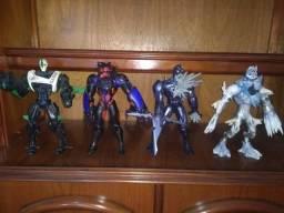 Max Steel Personagens. Super. bem Conservados!