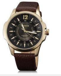Relógio luxuoso Curren