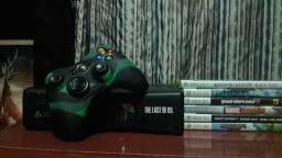 Xbox 360 +6 jogos