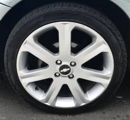 Roda Vectra elite 17 pneus 205/45