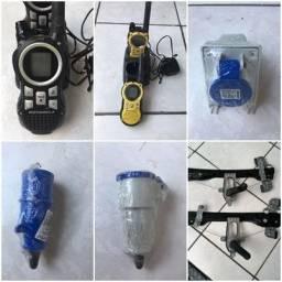 Rádio Comunicador Motorola / Plugs Industriais