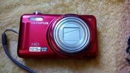 Camera digital olimpus vr 320 cartao 4g e bateria