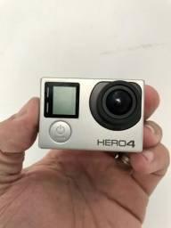 Go pro Hero4 trocas só com volta