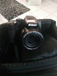 Máquina semi profissional Nikon. LEIA O ANÚNCIO!