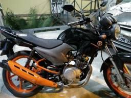 Yamaha Factor YBR 125 - 2008