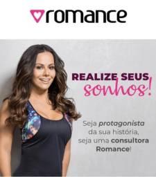 Seja uma consultora ROMANCE!