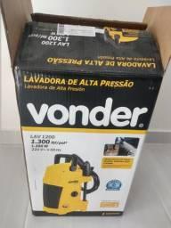 Lavadora de alta pressão Vonder