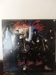 Vinil - Mötley Crüe - Girls, Girls, Girls (1987)
