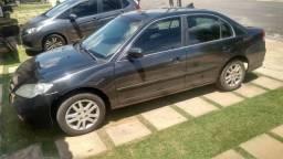 Honda Civic Lxl 1.7 16v 130cv Aut 2005 - 2005