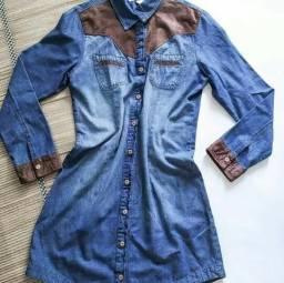 Vestido Jeans ( Fim de estoque)