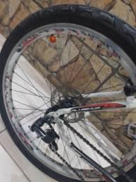 Bicicleta aro 26 RBW quadro de alumínio