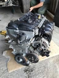Motor Hyundai ix35 2014 2.0 flex original