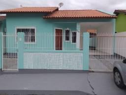 Casa 2 quartos com planejados, sozinha no terreno em Palhoça
