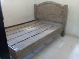 Venda rápida cama de madeira