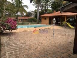 Chácara residencial à venda, Vale das Laranjeiras, Indaiatuba.