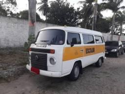 Kombi 2010 9 lugares com Gás já instalado e tacógrafo - 2010