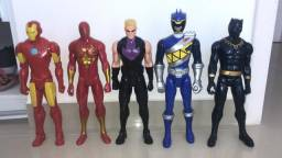 Mais bonecos super heróis