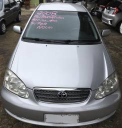 Corolla xei automático 2008 - 2008