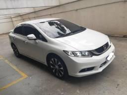 Honda Civic 2016 LXR automatico sem detalhes - 2016