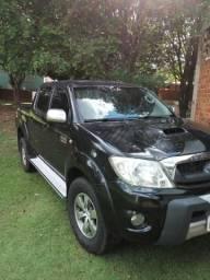 Hilux 2010 diesel 3.0 automática - 2010